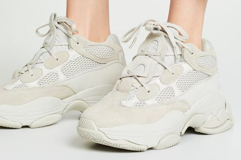 Take a Look at This Fake adidas YEEZY 500 x Balenciaga
