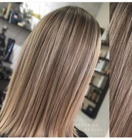 Hair Highlights Straight Low Lights 54 Ideas For 2019 Light Hair Low Lights Hair Hair Highlights