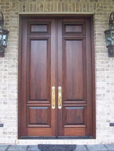 Trendy Double Door Entryway Exterior French Country Ideas Double Door Design Exterior Wood Entry Doors Door Design Wood