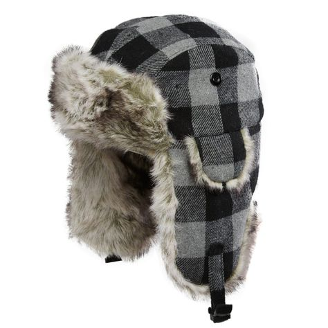 Warm up this winter with the Chola Trapper hat from Chaos. Its warm faux  fur lining will keep your head and ears warm even in the coldest of winter  weather 3be9902a0bf6