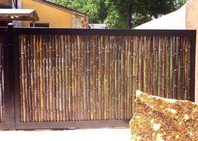 Fencetrac Privacy Fence Builder Arrow Fence Company Tulsa Oklahoma Modern 1000 In 2020 Fence Builders House Fence Design Privacy Fence Designs