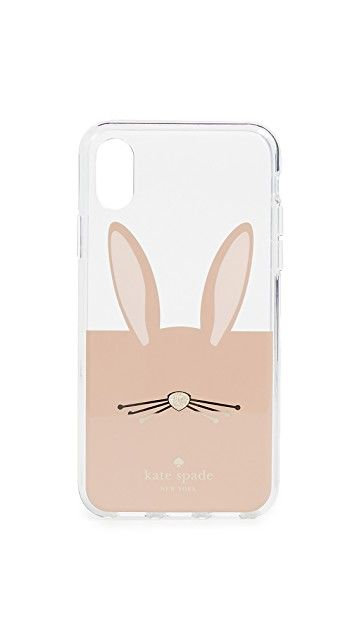 sports shoes 4869a e139d Kate Spade New York Rabbit iPhone X Case   Cool Stuff   Iphone, Kate ...