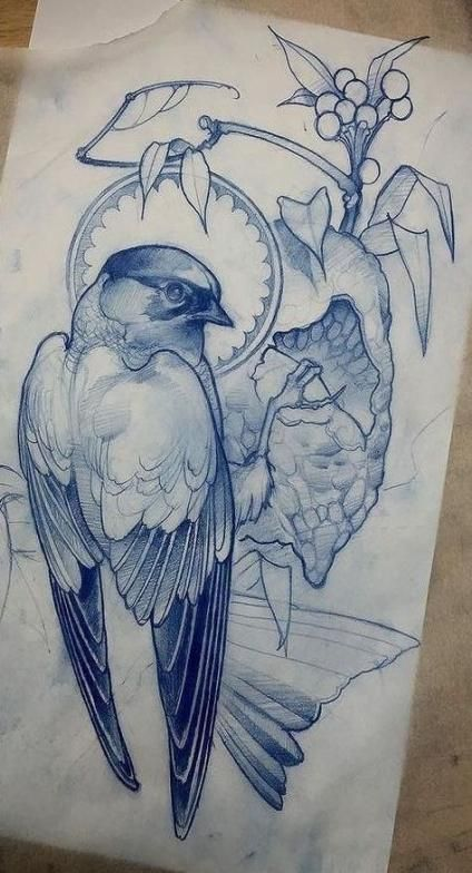 58 Ideas For Tattoo Designs Drawings Sketches Birds Tattoo Design Drawings Sketch Tattoo Design Bird Sketch
