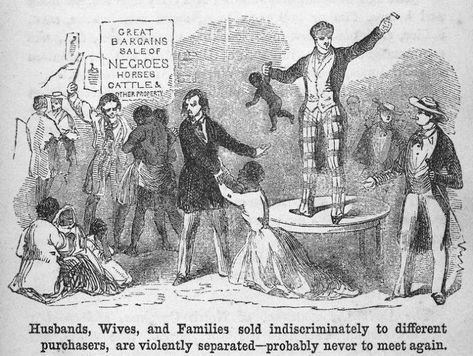 WHIPPING A NEGRO GIRL SLAVE IN NORTH CAROLINA BY UNCONSTRUCTED JOHNSONIANS SLAVE