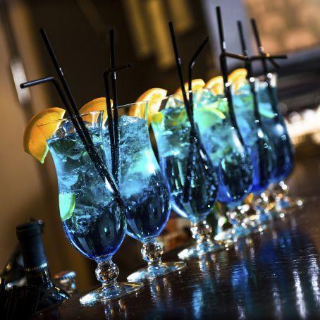 "Cocktail Blue Lagoon passend zum Film ""Blaue Lagune"" ;-)"