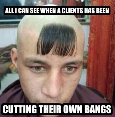 6bf70f7088942588474ac0b2a4d48c5b hairstylist quotes hair humor 118 best hairstylist memes images on pinterest hairstylist memes