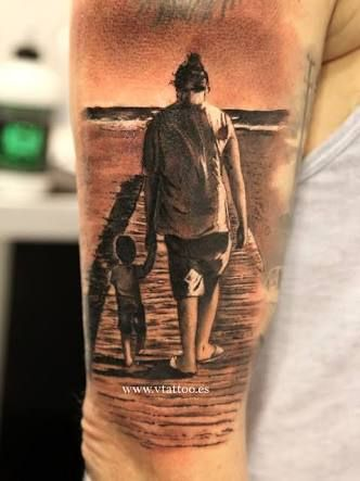 Resultado De Imagen Para Tattoos Padre E Hijo Tatuajes Tattoos