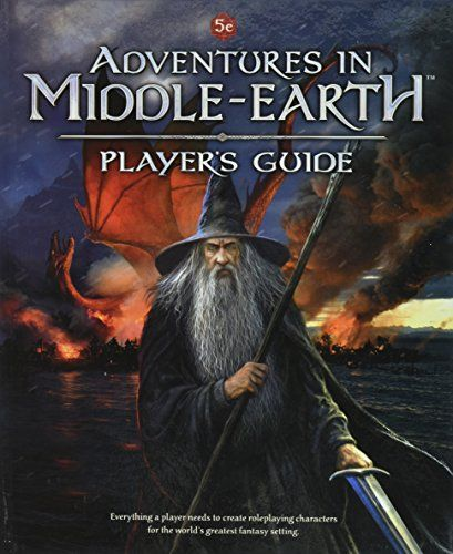Pdf Download Free Ebook Adventures In Middle Earth 5e Players