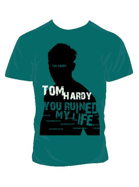 Haha!  I thought I made this up.. I guess Tom Hardy's ruined many lives!    I will be ordering this one too