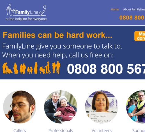 Family Line needed hosting for their new website (designed by Hot Sand Desisng), so they came to us. Visit their website at: www.familyline.org.uk