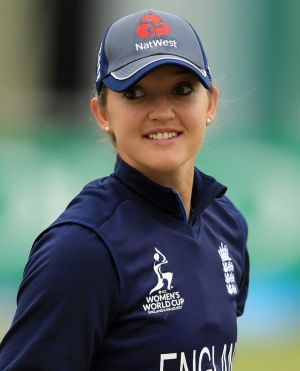 Sarah Taylor England Women Cricketer Sporty Girls Football
