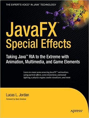 JavaFX Special Effects #python #javascript #angular #angularjs