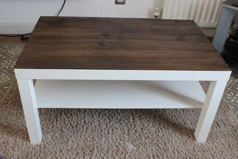 Ikea Lack Coffee Table Hack Wohnzimmertische Ikea Couchtisch