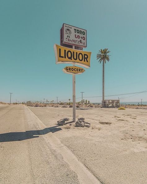 Southern California: Spectacular Abandoned Photography by Ben Geier Desert Aesthetic, Aesthetic Vintage, Cream Aesthetic, Summer Aesthetic, Vintage California, Southern California, Photo Wall Collage, Picture Wall, Aesthetic Pictures
