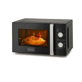 Black Decker Mz2010p Microwave Manual 20 Litr Black Microwave Oven Microwave Black Decker
