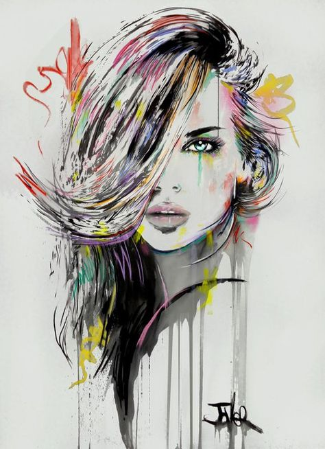 Loui Jover - Drawings for Sale | Artfinder