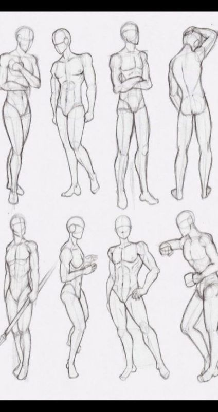 Anatomy Tutorial Male Drawings In 2020 Anatomy Sketches Drawing Body Poses Art Reference Poses