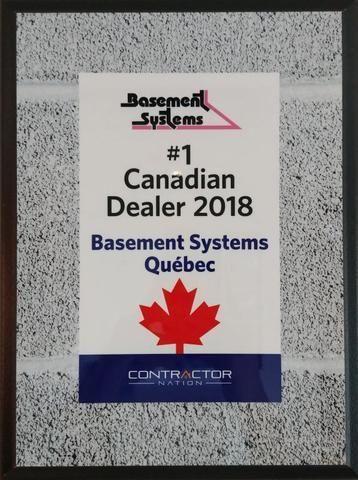 Nous Avons Remporte Le Prix Du Meilleur Concessionnaire Canadien
