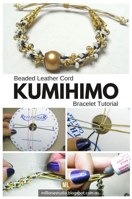 Leather Cord Kumihimo End Cap Spring Ring Loop 1mm-3mm Jewelry Findings DIY