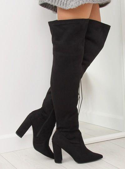 Gdzie Kupic Tanie Stylowe Buty Fashion Boots Knee Boots