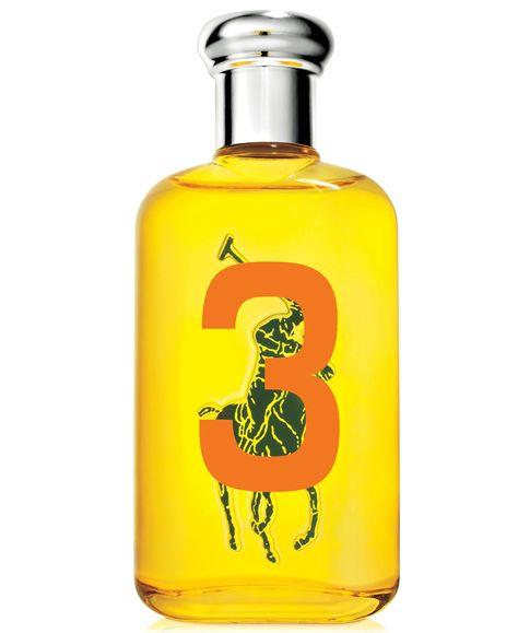 Ralph Lauren Big Pony Yellow #3 Eau de Toilette Spray, 3.4 oz