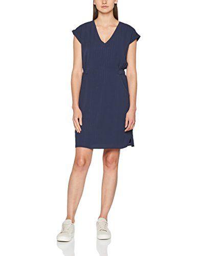 S Oliver Damen Kleid 14707826888 Blau Eclipse Blue 5884 34 Dresses For Work Fashion Dresses