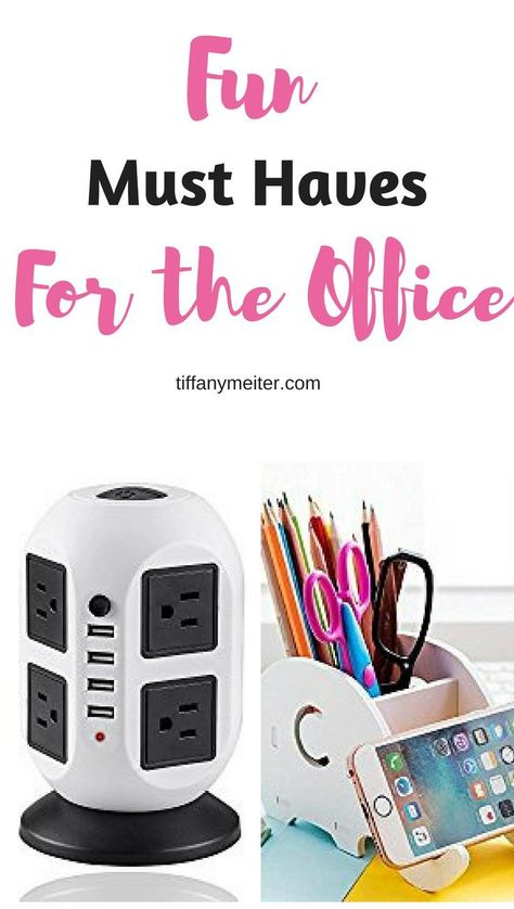 10 Fun Gift Ideas for The Office - Tiffany Meiter