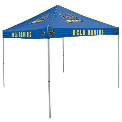 Logo University Of California At Los Angeles Straight Leg 9 Ft X Color Tent