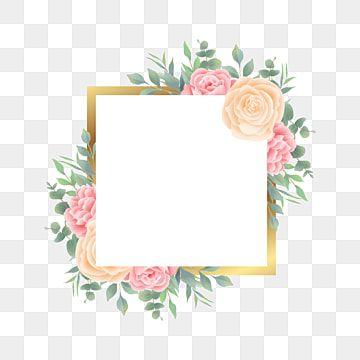 Gambar Bingkai Bunga Cat Air Yang Elegan Bingkai Bingkai Pernikahan Bunga Png Dan Vektor Dengan Latar Belakang Transparan Untuk Unduh Gratis Bingkai Bunga Bunga Cat Air Cat Air