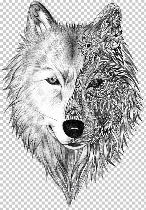 Tattoo Artist Gray Wolf Sleeve Tattoo Png Clipart Beauty Blackandgray Black And White Body Art Carnivo Wolf Sleeve Animal Sleeve Tattoo White Wolf Tattoo