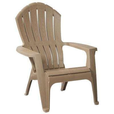 Realcomfort Mushroom Patio Adirondack Chair Balcony Bliss In