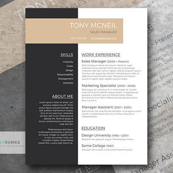 Professional Resume Templates Ideal For A White Collar Job Freesumes Resume Template Professional Professional Resume Resume Design Creative