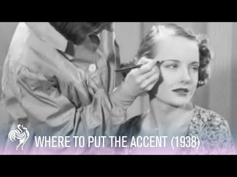 VIDEO: When Thin Brows Were A Trend, The 1st Time Around