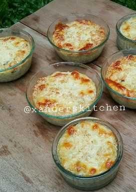 Resep Macaroni Schotel Panggang Oleh Xander S Kitchen Resep Memasak Makaroni Resep