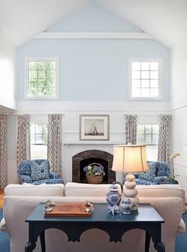 49 Best Ice Blue Living Room Design Ideas For Inspiration High Ceiling Living Room Blue Living Room Classic Furniture Living Room