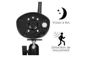 Camera De Surveillance Smartwares Exterieure Ip Sans Fil 10 048 54 Camera Surveillance Camera Et Exterieur