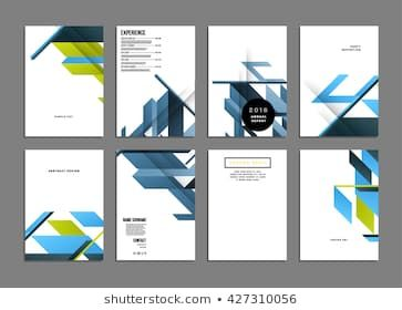 Abstract Background Geometric Shapes And Frames For Presentation Annual Reports Flyers Brochures Leaflets Poster Business Design Letterhead Design Design