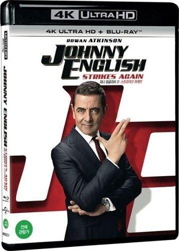 Johnny English Strikes Again 2018 2160p UHD BluRay x265-SWTYBLZ Size
