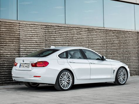 F36 BMW 420d Gran Coupe