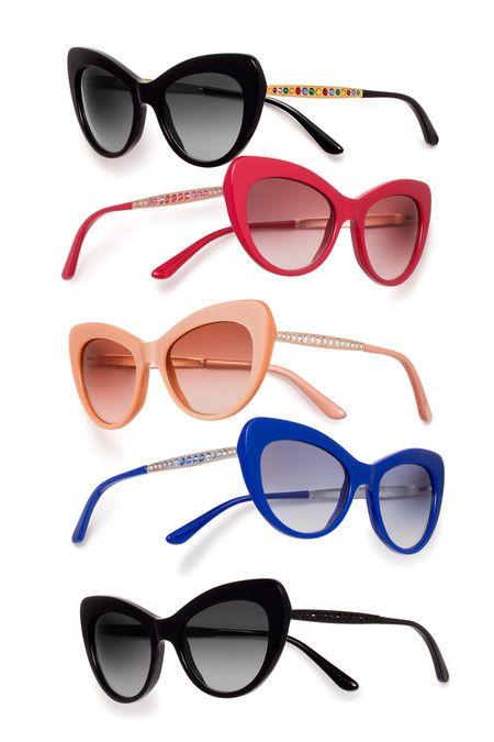 'Mambo' así es la colección de gafas de sol más retro de Dolce   Gabbana. ' fceaa95d7785