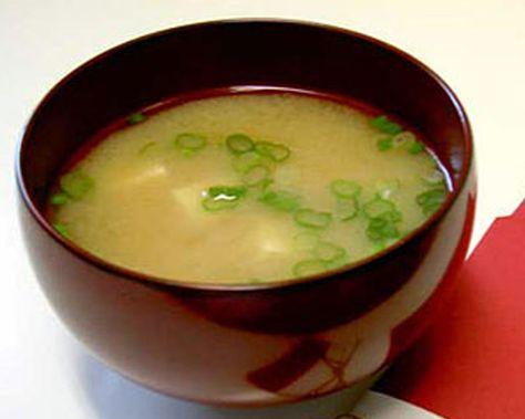 мисо суп классический рецепт