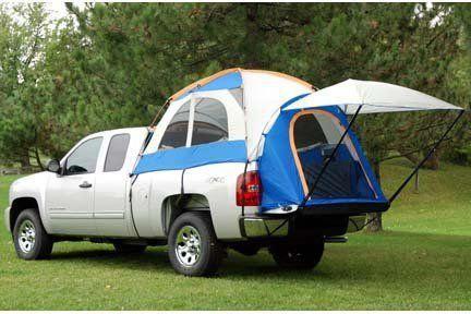 Sportz Truck Tent Iii For Compact Short Bed Trucks For Isuzu