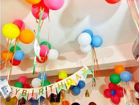 50 Amazing About Birthday Decoration At Home Simple Birthday