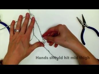 How To Make A Wire Person Armature An In Depth Tutorial By