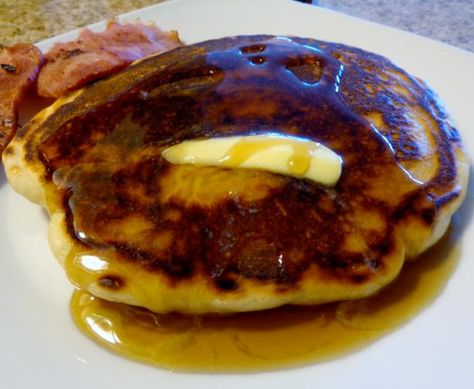 Yukon Sourdough Flapjacks (Pancakes). Photo by Bonnie G #2
