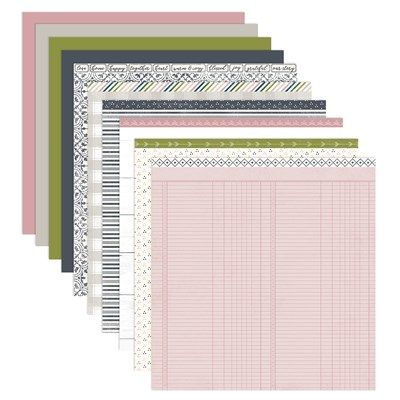 Feels Like Home Paper Cardstock Bundle Cc3195 Close To My