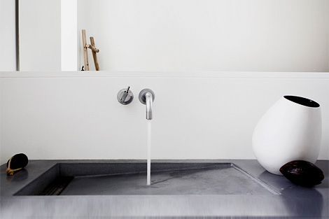Wabi-sabi bathrooms | iainclaridge.net