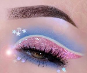 ✨🌸✨ We adore this eye makeup by Pastelmints! ✨🌸✨ This magical and dreamy look was created with the help. - ✨🌸✨ We adore this eye makeup by Pastelmints! ✨🌸✨ This magical and dreamy look was created with the help of the Lime Crime Paris Diamond… - Bright Eye Makeup, Makeup Eye Looks, Dramatic Eye Makeup, Eye Makeup Art, Colorful Eye Makeup, Crazy Makeup, Cute Makeup, Gorgeous Makeup, Pretty Makeup