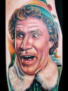 Die 17 Grunde Warum Touristen Tattoos Von Prominenten Lieben Tatowierungen Der Beruhmthei Elf Tattoo Christmas Tattoo Weird Tattoos