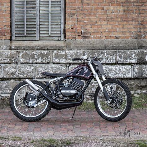 Yamaha RD350 Custom by Jake Drummond Designs